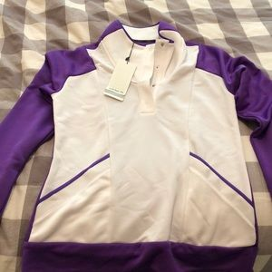 Adidas Golf pull over new with tags small